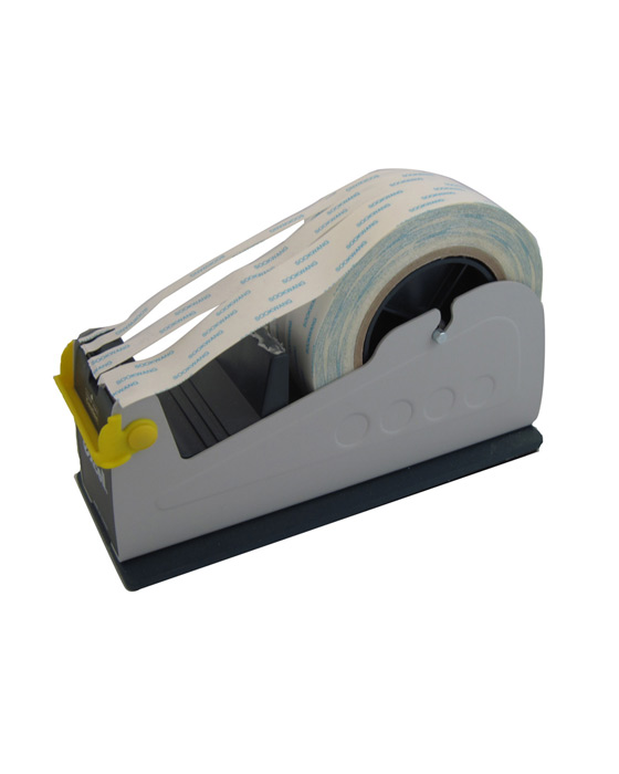 STEEL DESKTOP TAPE DISPENSER 3""