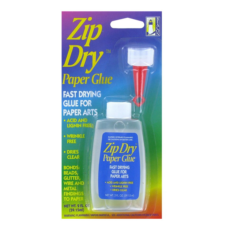 Zip Dry Paper Glue - Click Image to Close