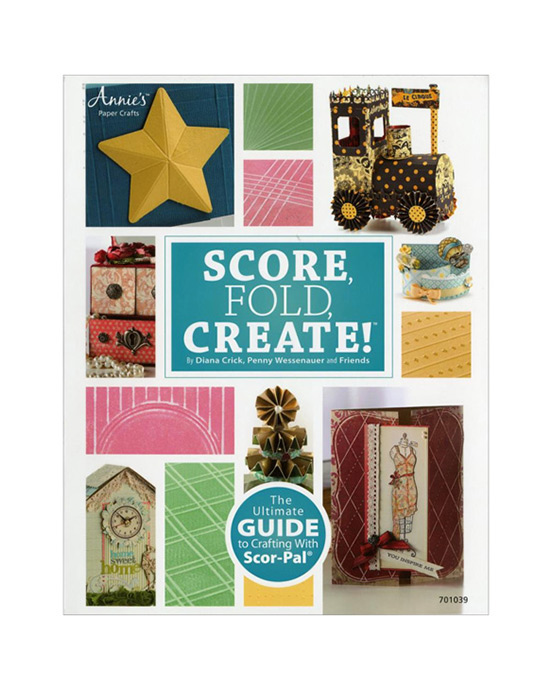 SCORE, FOLD, CREATE! Project Book