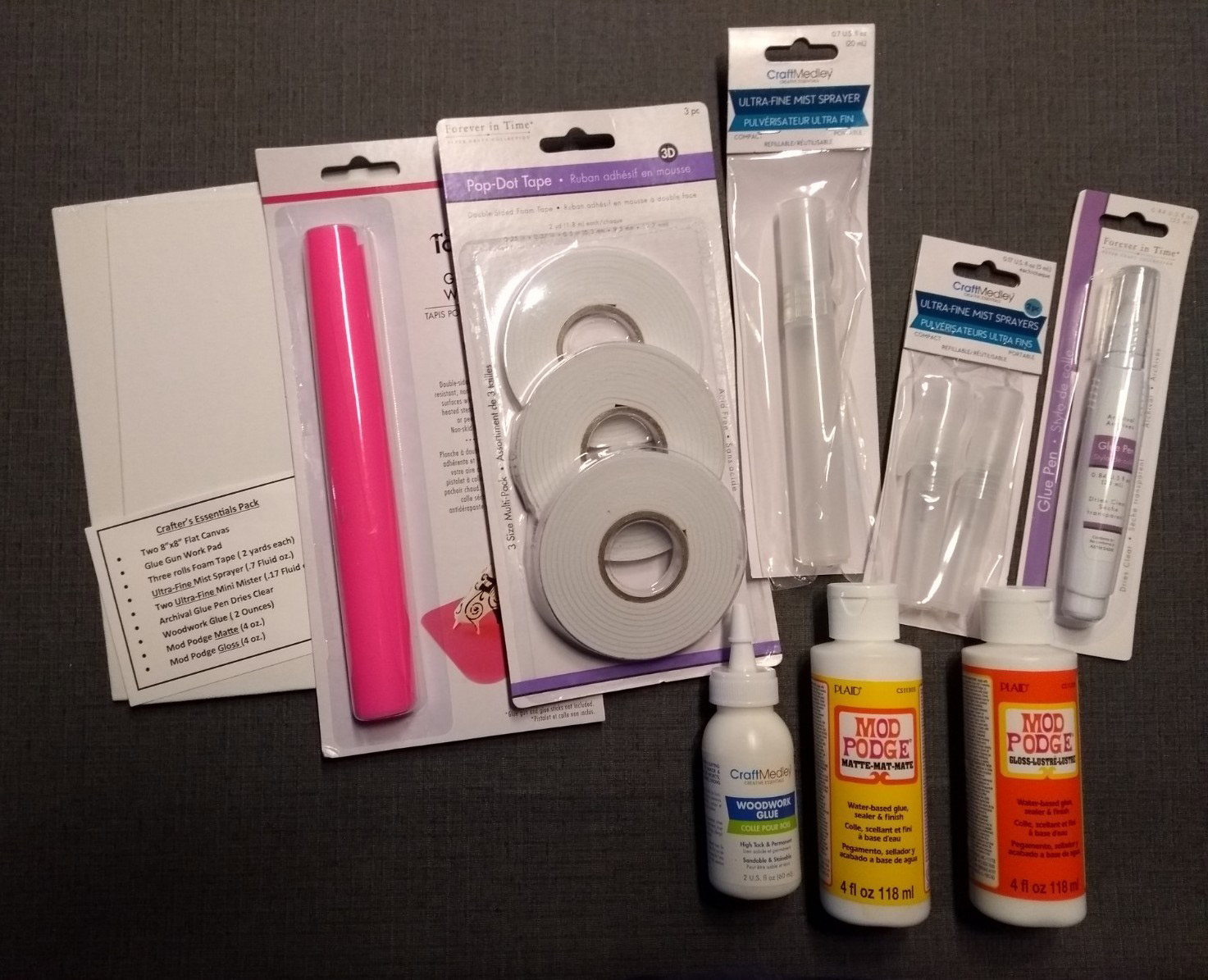 Crafter's Essential Pack